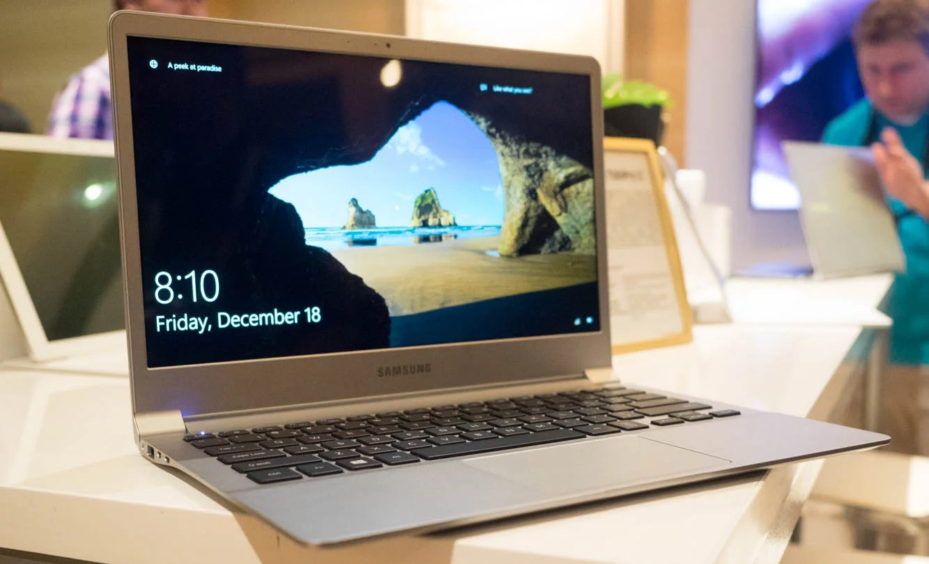 Australia Computer Samsung 39s New Notebook 9 Laptops Are Preposterously Light