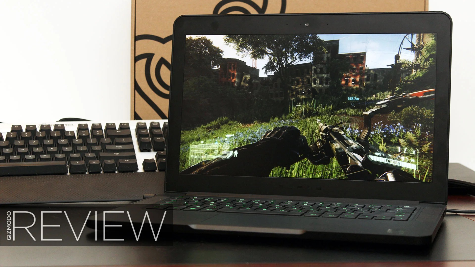 Gaming Laptop Sydney Razer Blade 2015 Review Finally Living The Thin Gaming