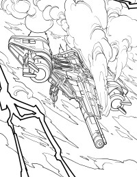 Official Destiny Colouring Book Looks More Relaxing Than ...