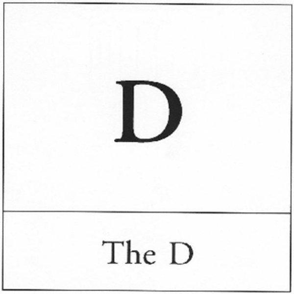 The D Know Your Meme