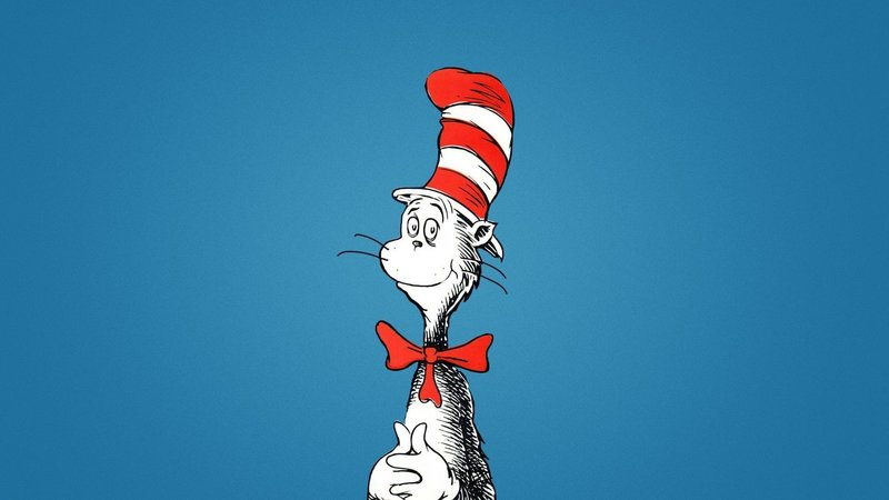 The Cat in the Hat Know Your Meme