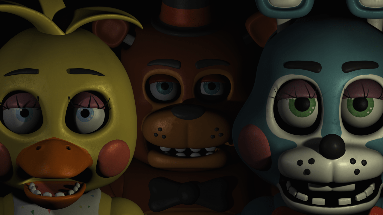 2048 Fnaf The Band Is Complete Five Nights At Freddy S Know Your Meme