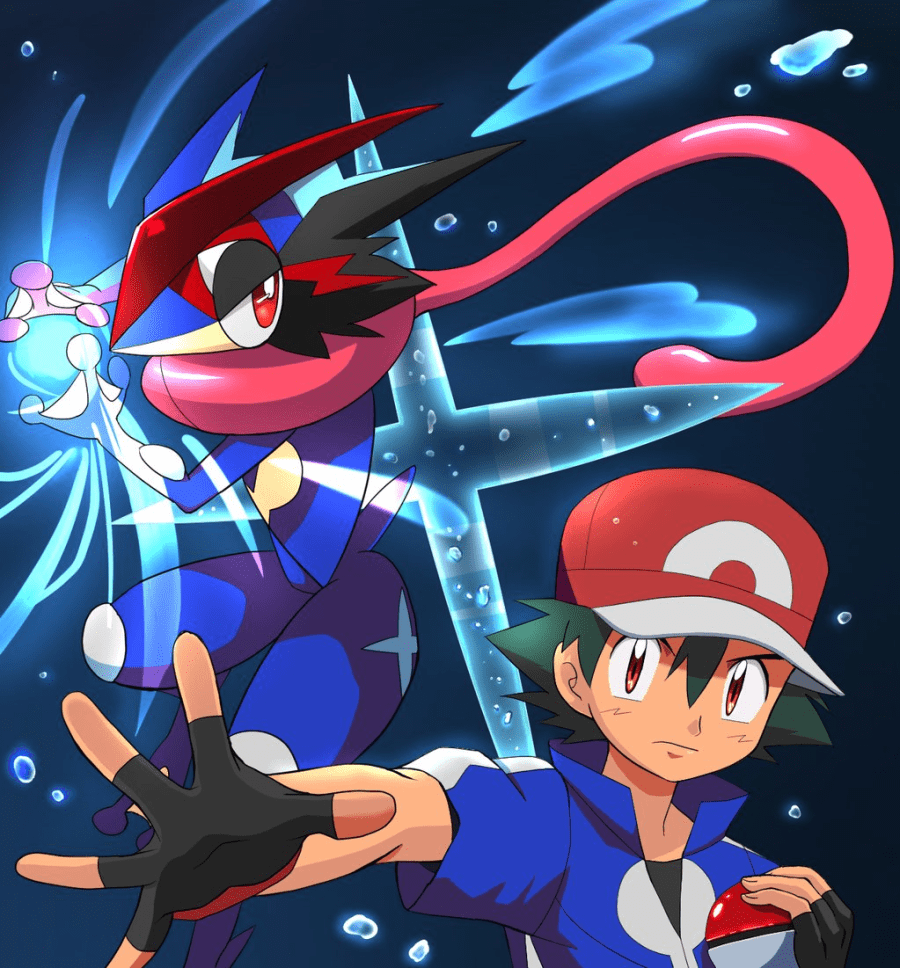 Pokémon X and Y Pokémon Sun and Moon Ash Ketchum Pikachu cartoon anime computer wallpaper