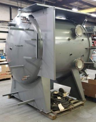 Ipsen Vacuum Furnace Vf326 In Detroit Mi Usa