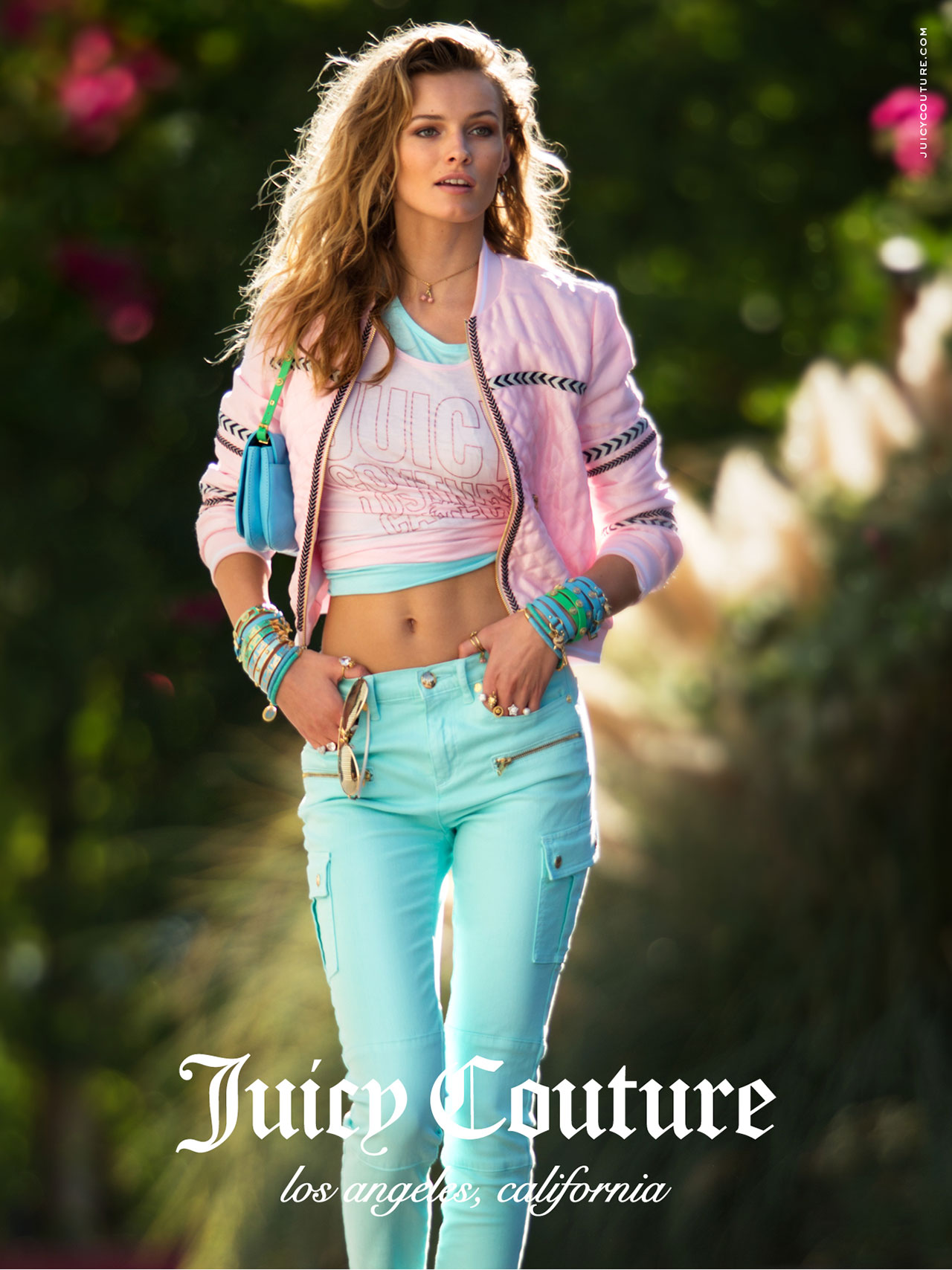 Easy A Girl Wallpapers Juicy Couture Spring 2015 Models Com Mdx