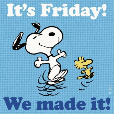 It's Friday! We made it! :: Friday :: MyNiceProfile.com