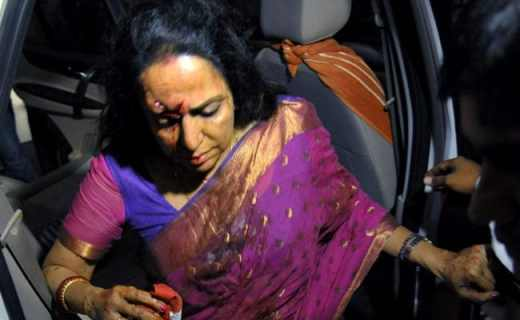 Hema Malini Blames Father of Child Killed in Car Accident
