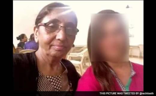 Photo of Ex-Minister Maya Kodnani, Jailed for 2002 Riots, Sparks Anger