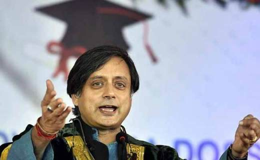 India Is Not Just Hindi, Hindu And Hindustan: Shashi Tharoor