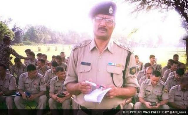 उत्तरप्रदेश के बिजनौर में राष्ट्रीय जांच एजेंसी के अफसर की गोली मारकर हत्या