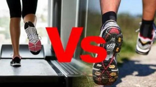 Indoor Versus Outdoor Running How Effective Is Treadmill Training