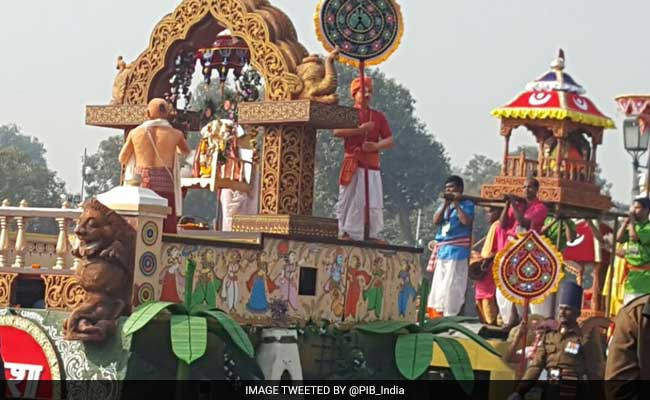 Republic Day 2017 GST, Skill India Among Tableaux To Watch Out For