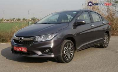 2017 Honda City Facelift Bags 14,000 Orders; Over 40% Bookings For The Top-End ZX Variant - NDTV ...