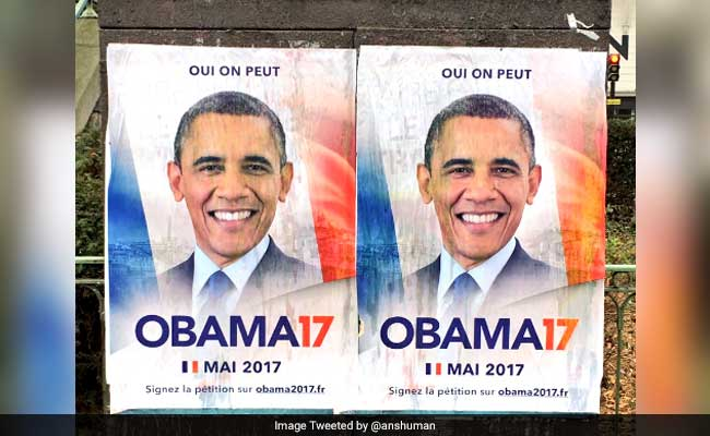 Obama For French President? He Has The Best Resume, Say Some Voters - barack obama resume