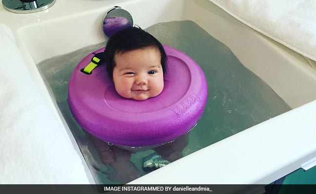 Newborn Babies Eat How Much Pics From Australian Baby Spa Are So Cute People Can 39;t