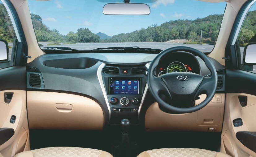 Hyundai Eon Sports Edition Introduced With Touchscreen AVN System