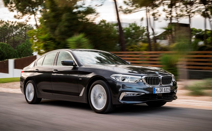 2017 BMW 5 Series Variants Explained in Detail - NDTV CarAndBike