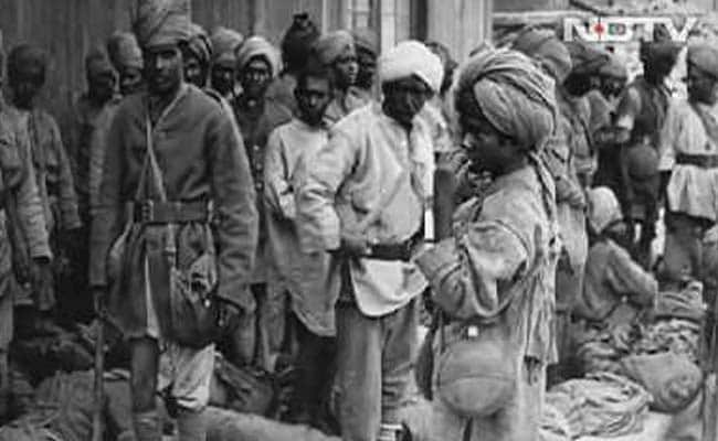British Army Enlisted Indian Children As Young As 10 In