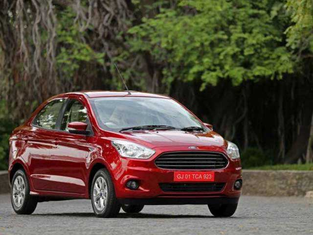 Ford Figo Aspire Price in India, Images, Mileage, Features, Reviews