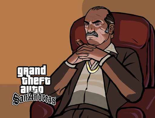 Spyro Iphone Wallpaper Grand Theft Auto San Andreas Concept Art