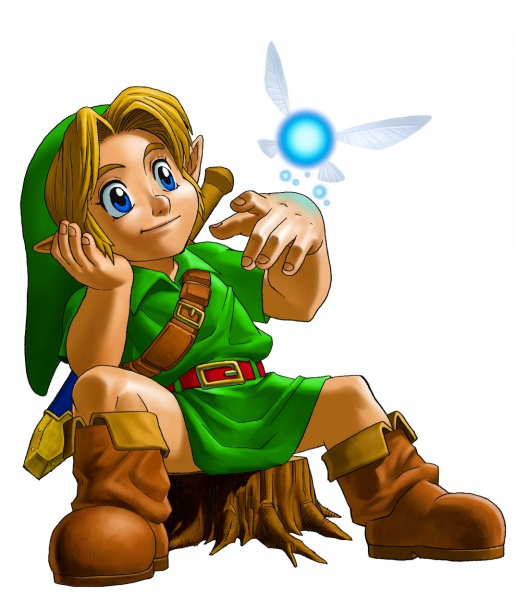 I Love U 3d Wallpaper The Legend Of Zelda Ocarina Of Time 3d Concept Art