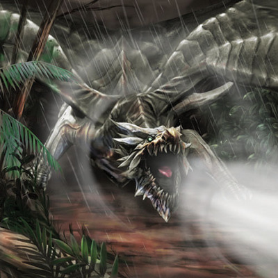 Wallpaper Monster Inc 3d Wind Dragon Kushala Daora From Mhdude Hosted By Neoseeker