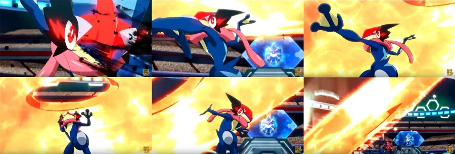 The Mystery of Ash-Greninja - Solved!? (Update: 27/10/16) - Pokémon Sun \u0026 Moon Forum - Neoseeker Forums