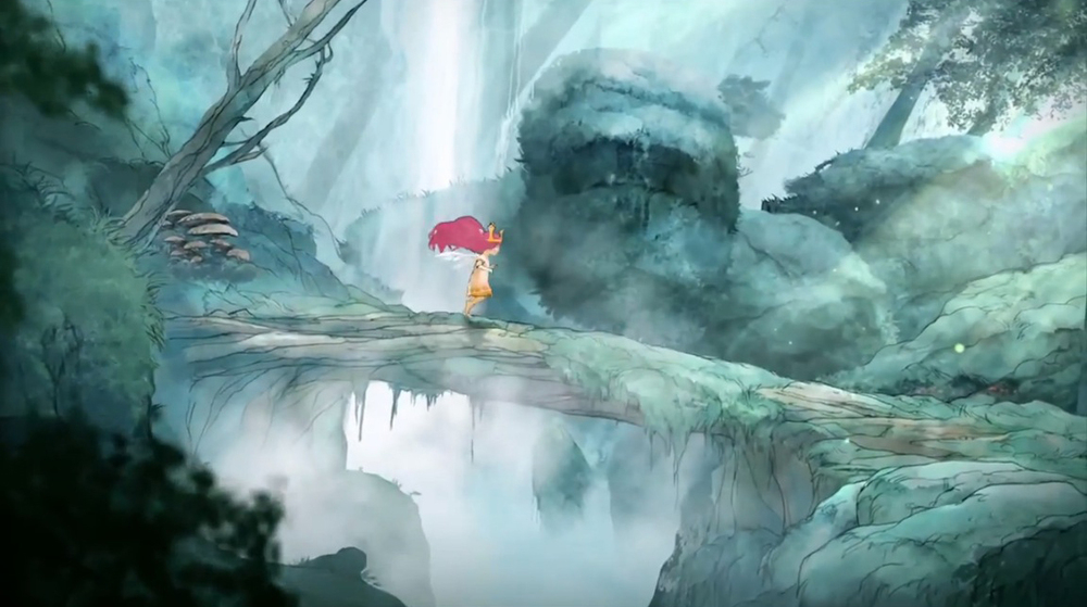 See The New Child Of Light Trailer And Explore The
