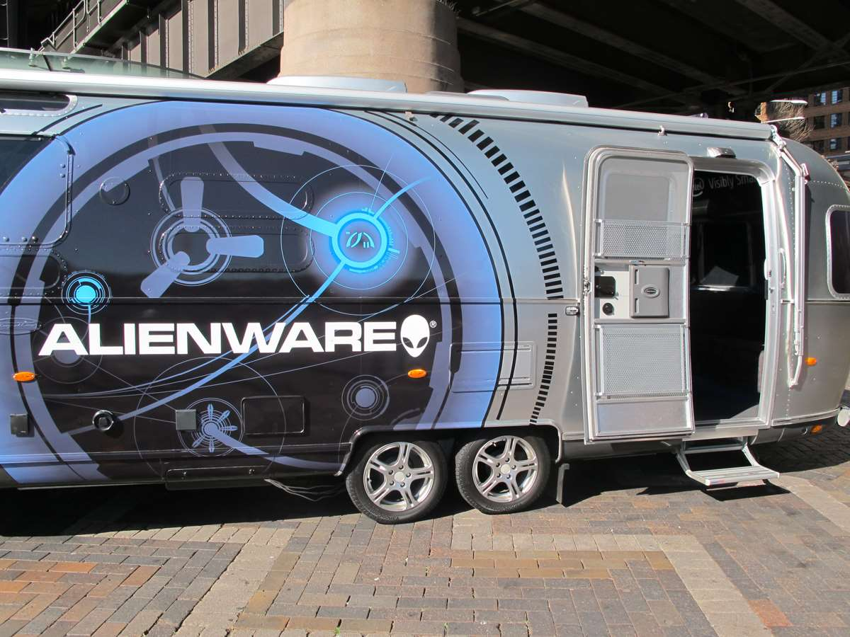 Gaming Laptop Sydney Crysis 2 Caravan Alienware Tours Sydney With Custom Built