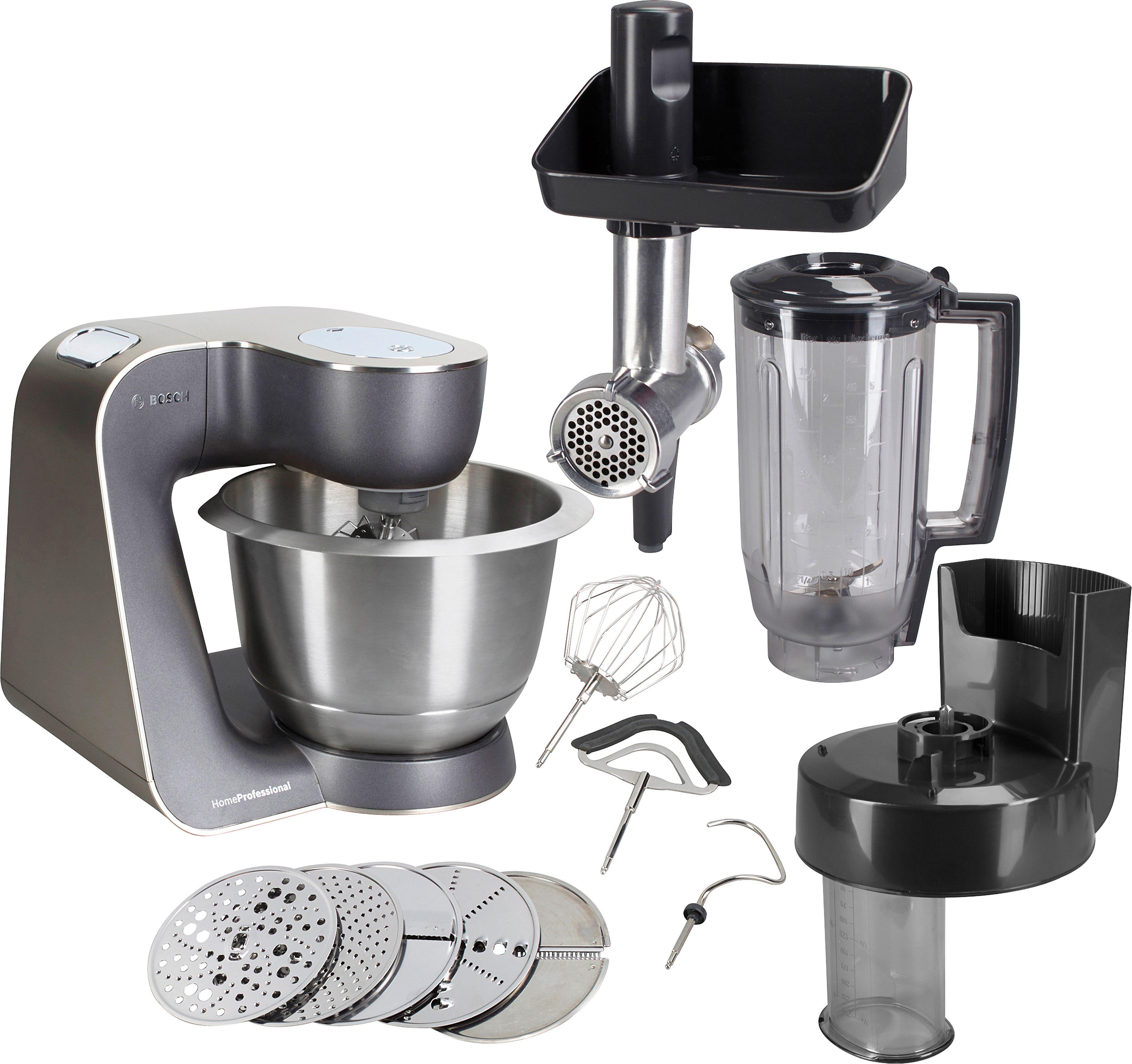 Bosch Küchenmaschine Zubehör | Bosch Mum50e32de Küchenmaschine ...