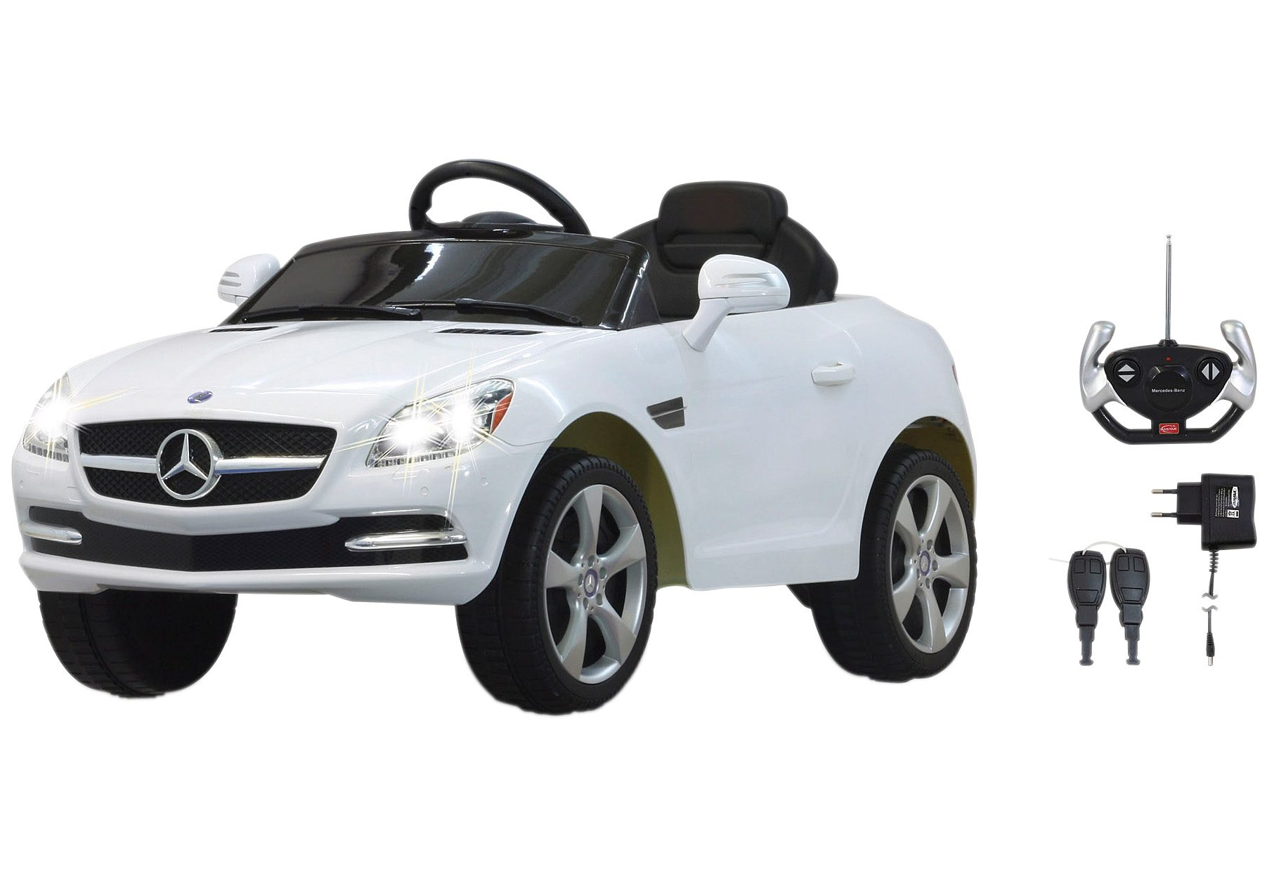 Kinder Fahrzeug Jamara Elektro-kinderauto »jamara Kids Ride-on Mercedes