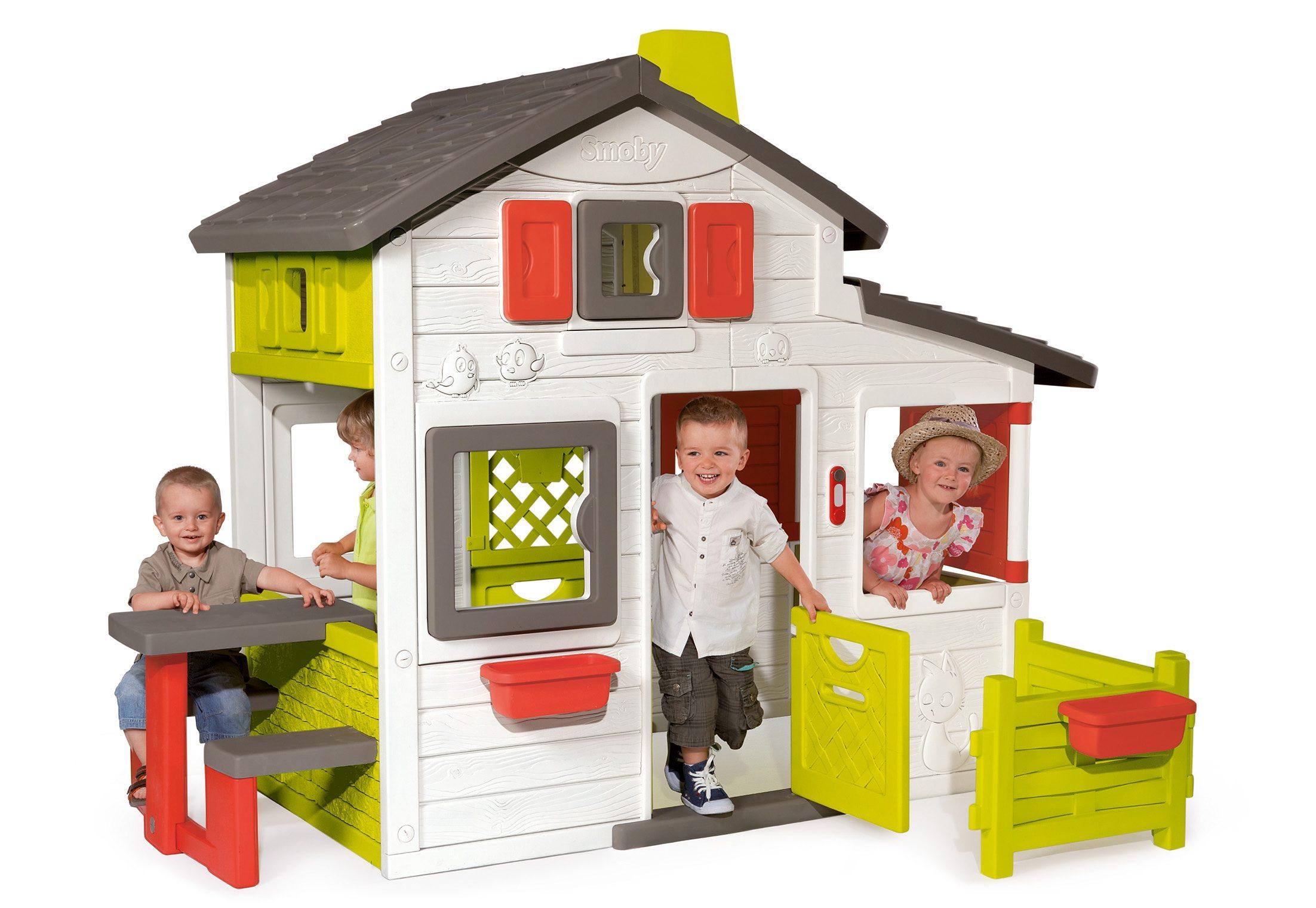 Smoby Spielhaus Friends Mit Küche