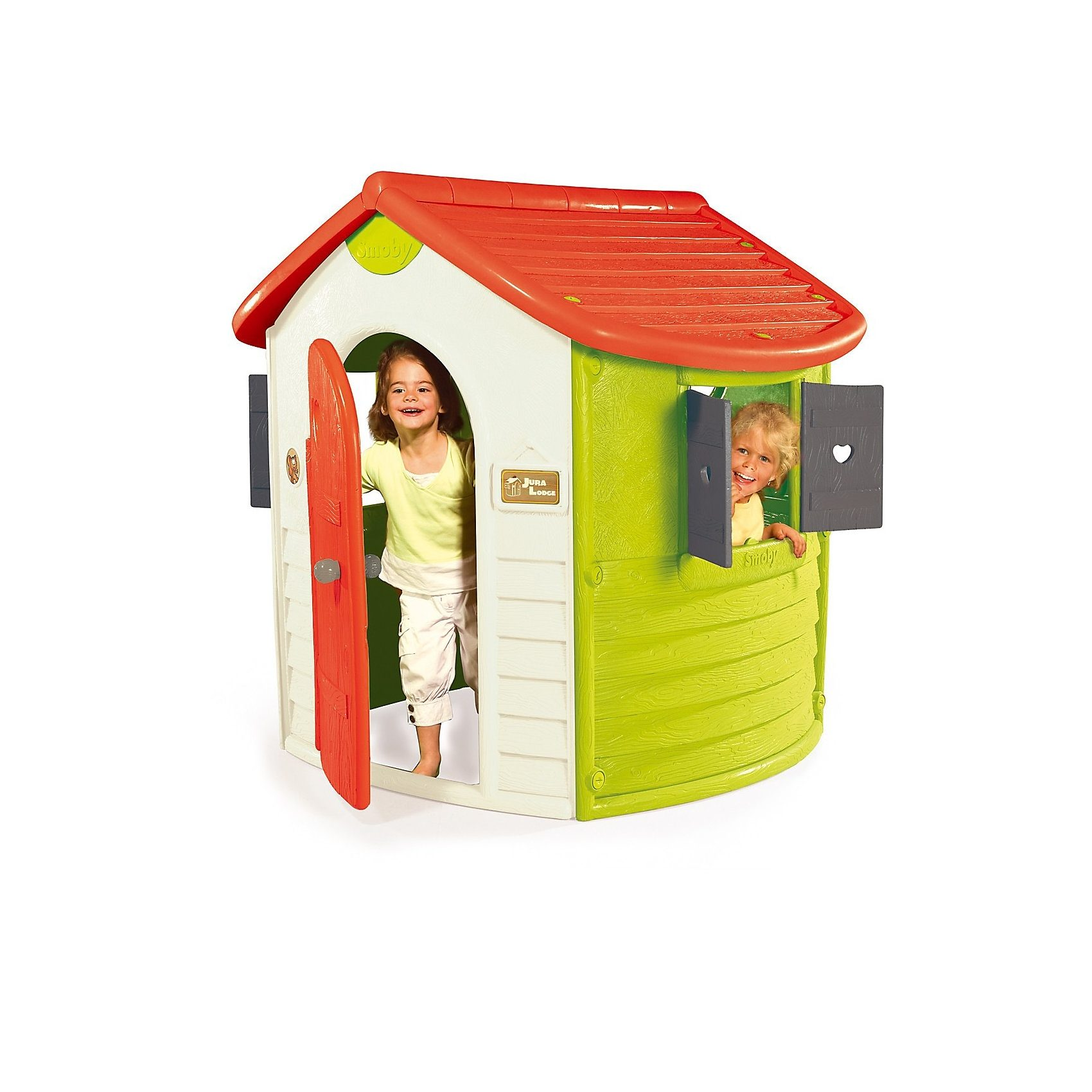 "Smoby Küche Mytoys Smoby Spielhaus ""jura Lodge"" Online Kaufen 