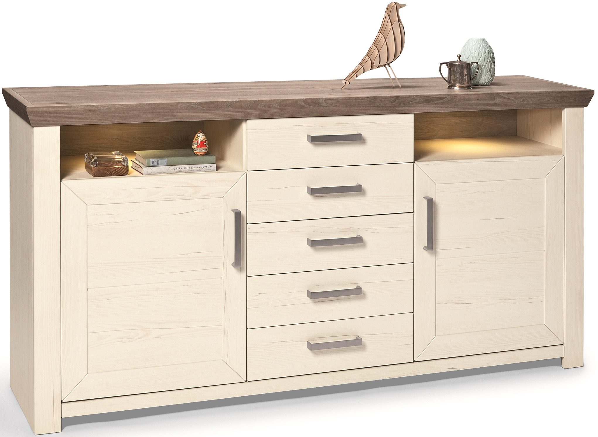 Pino Aurelio Couchtisch Set One By Musterring Sideboard »york« Typ 55, Pino ...