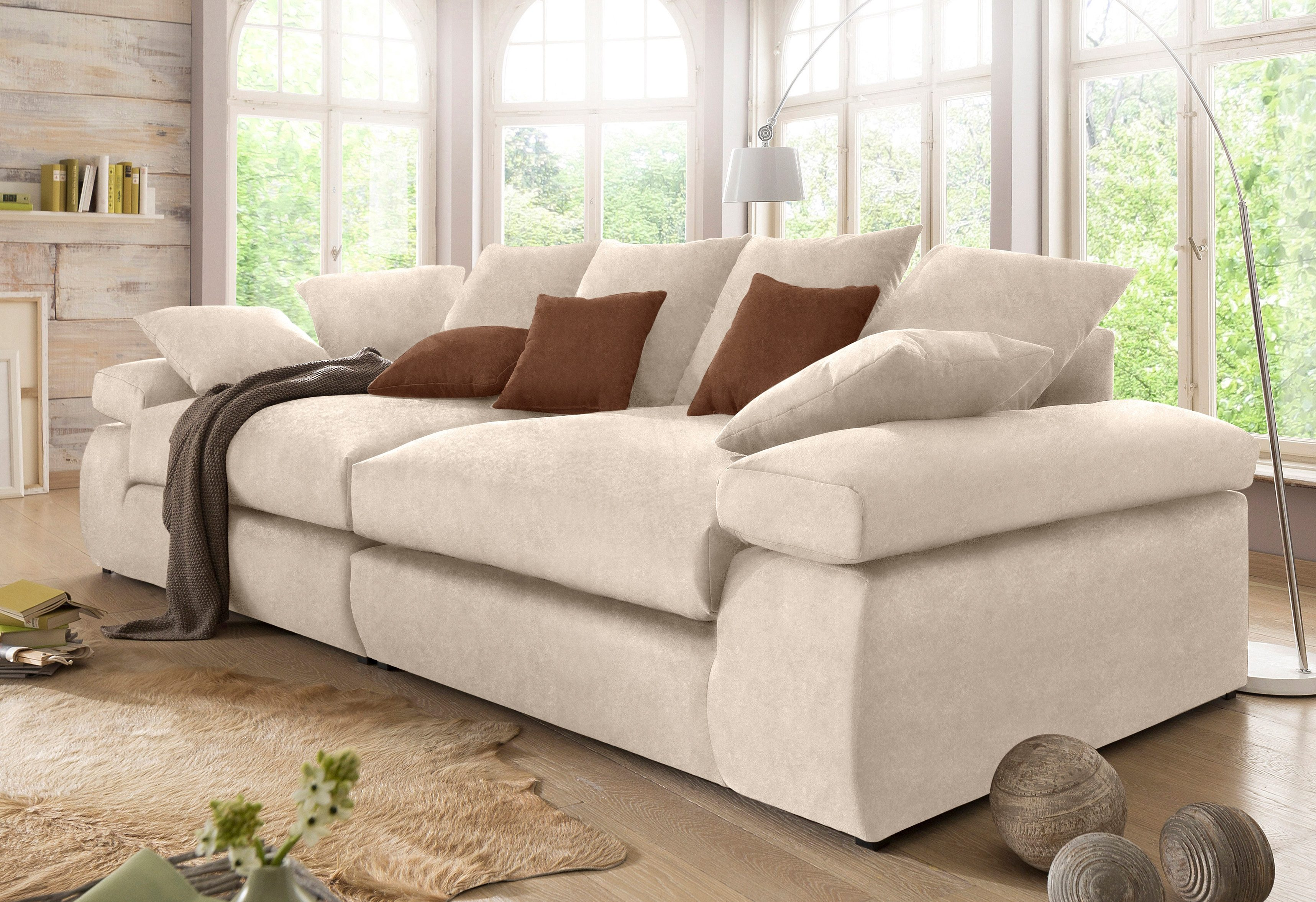 Xxl Sofa Home Affaire Big-sofa Online Kaufen | Otto