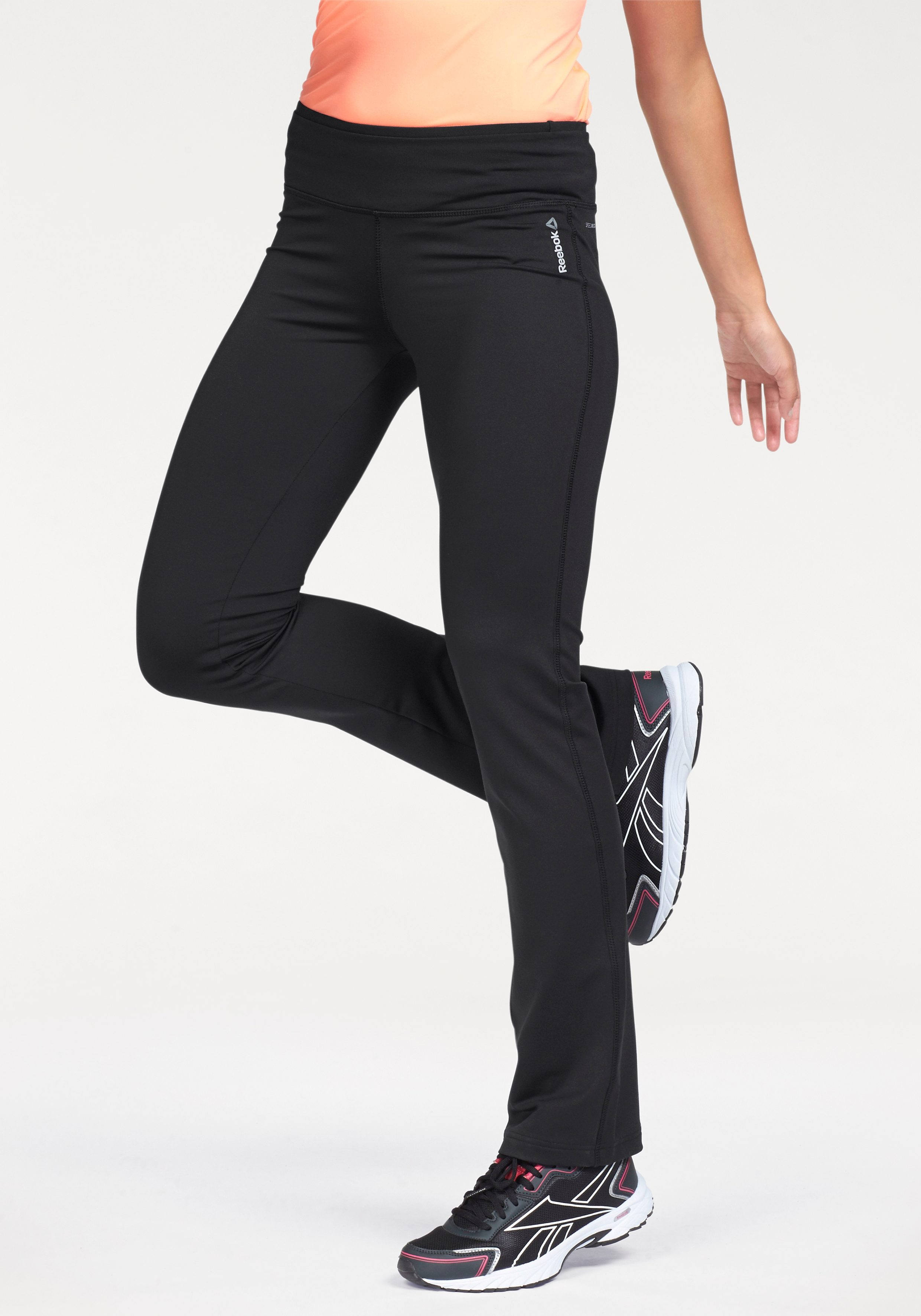 Reebok Schuhe Reebok Jazzpants »workout Ready Pant Program« | Otto