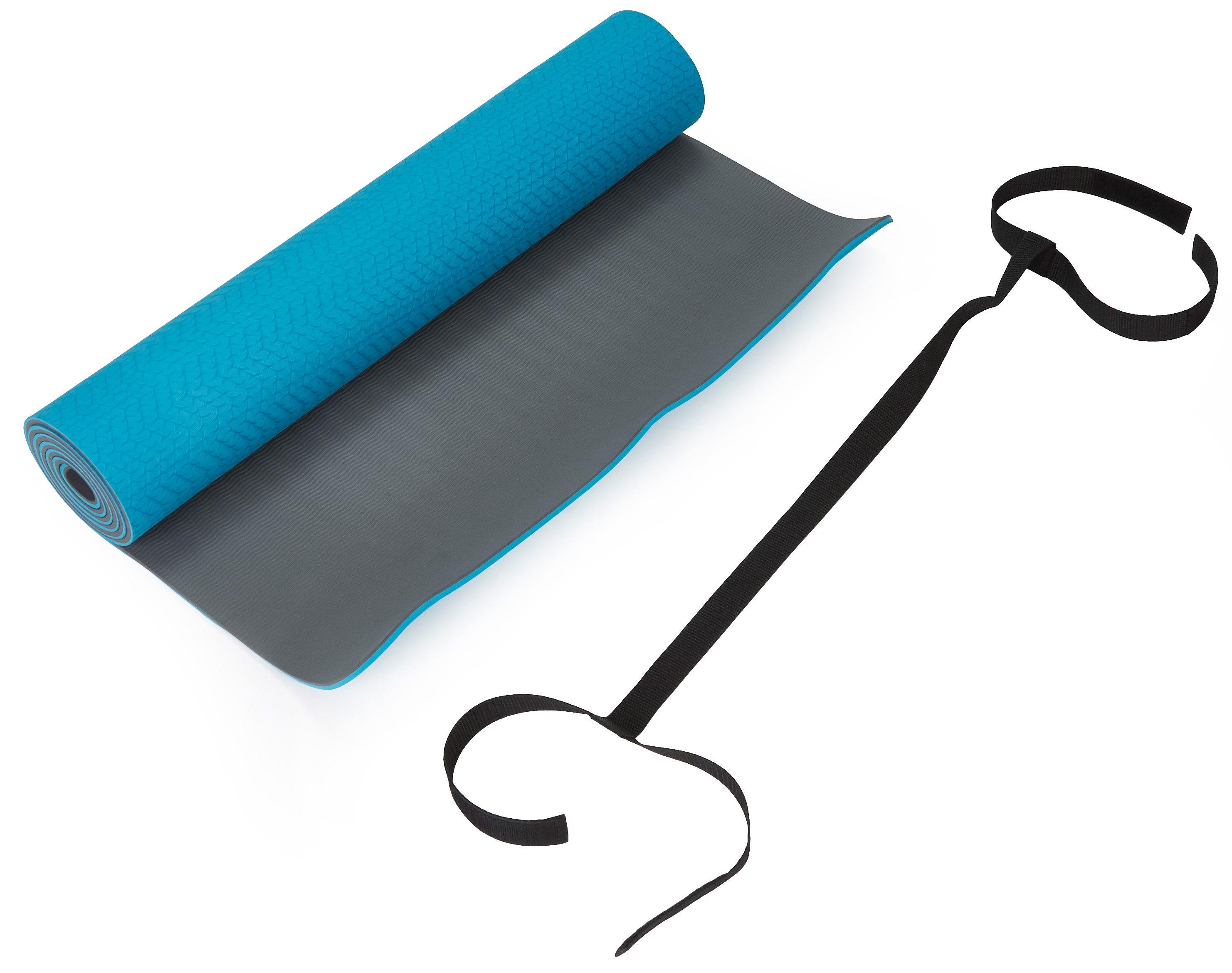 Schmidt Sports Deuser Yoga Matte mit Trageband | OTTO
