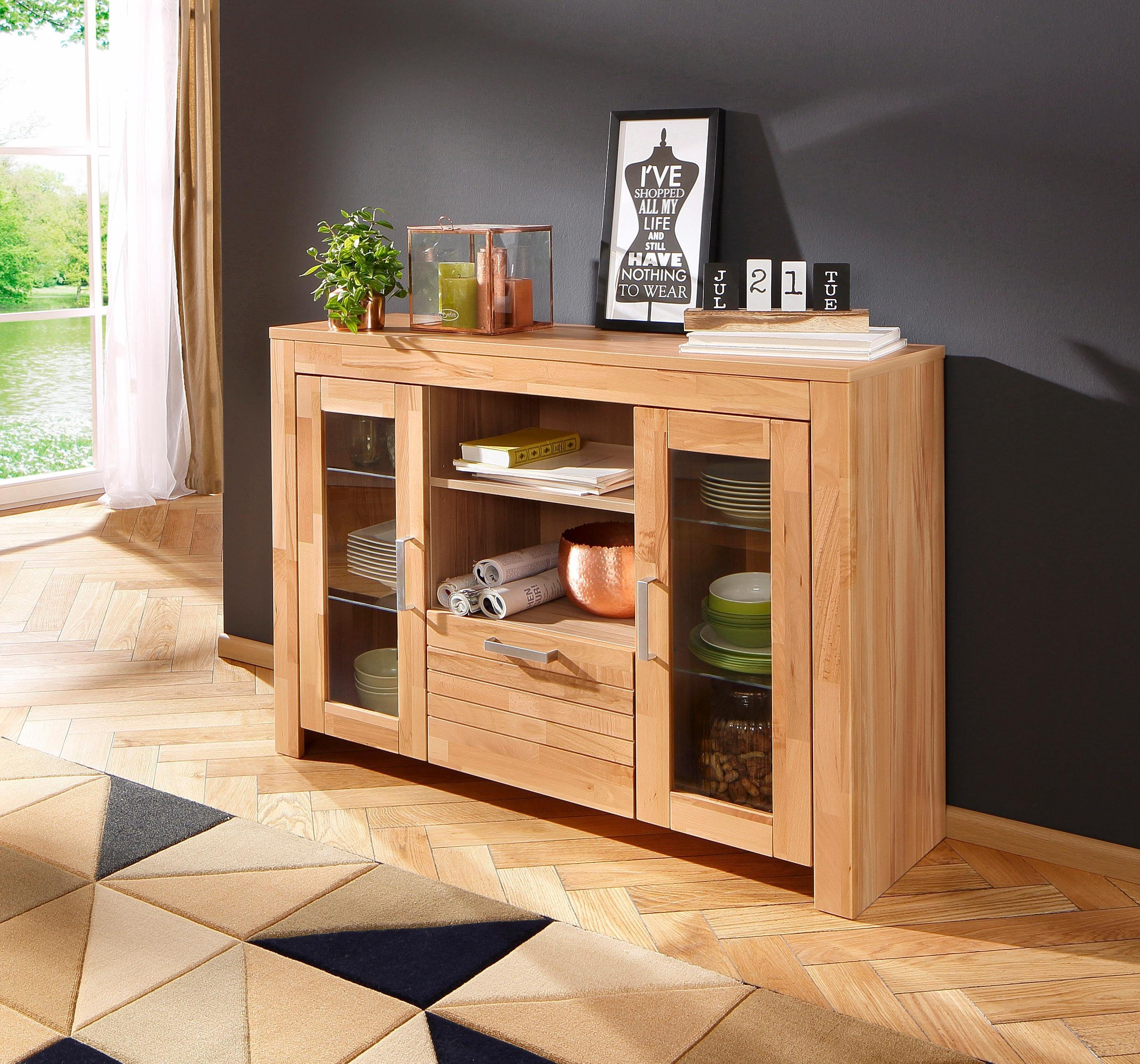 Home Affair Möbel Home Affaire Sideboard »livigno«, Breite 120 Cm. | Otto