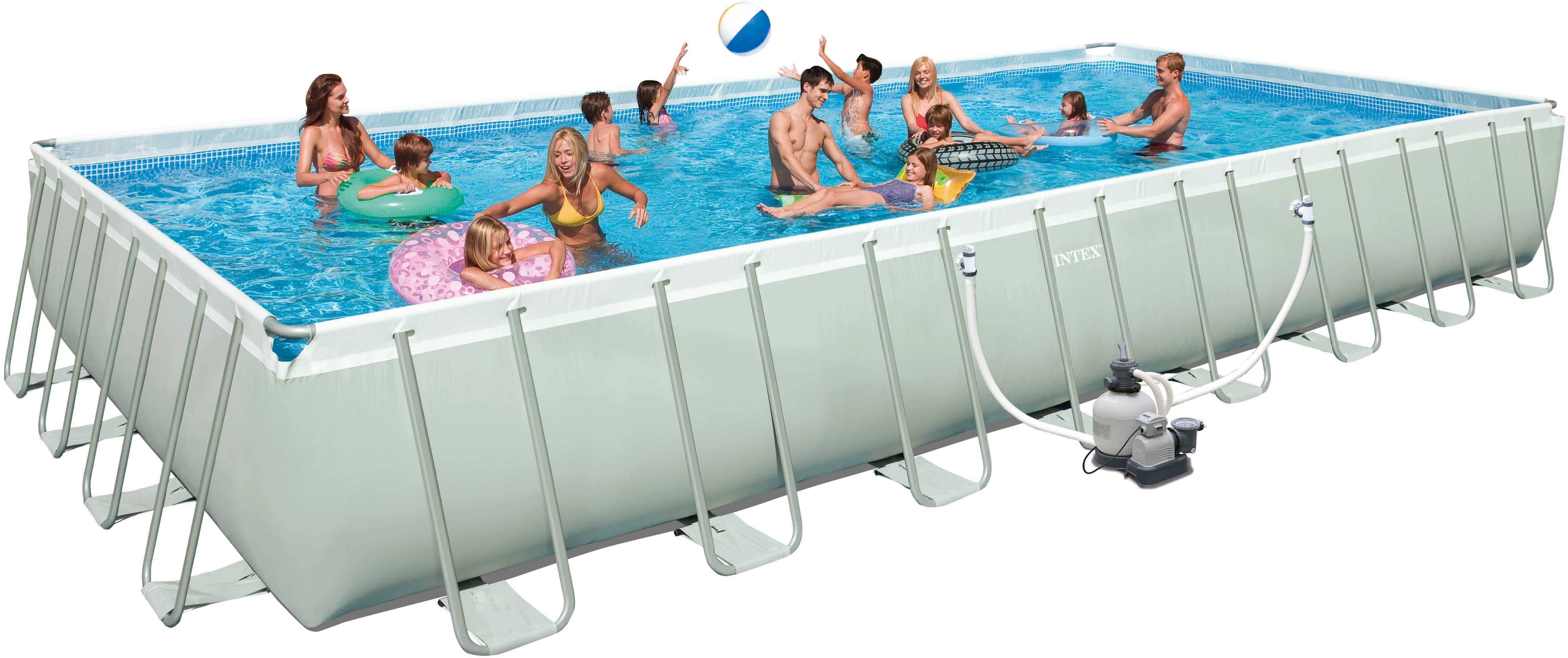 Pool Komplettset Otto Komplett Pool Kaufen Fabulous Foto Compas Pools With