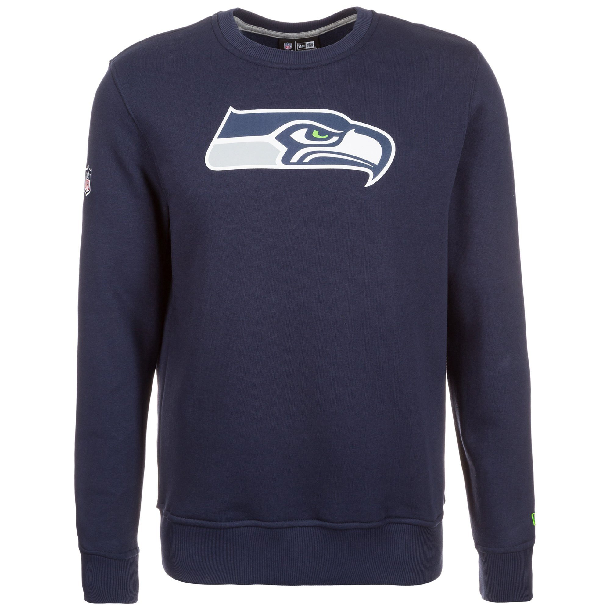 Design Möbel Online Kaufen New Era Nfl Team Logo Seattle Seahawks Sweatshirt Herren