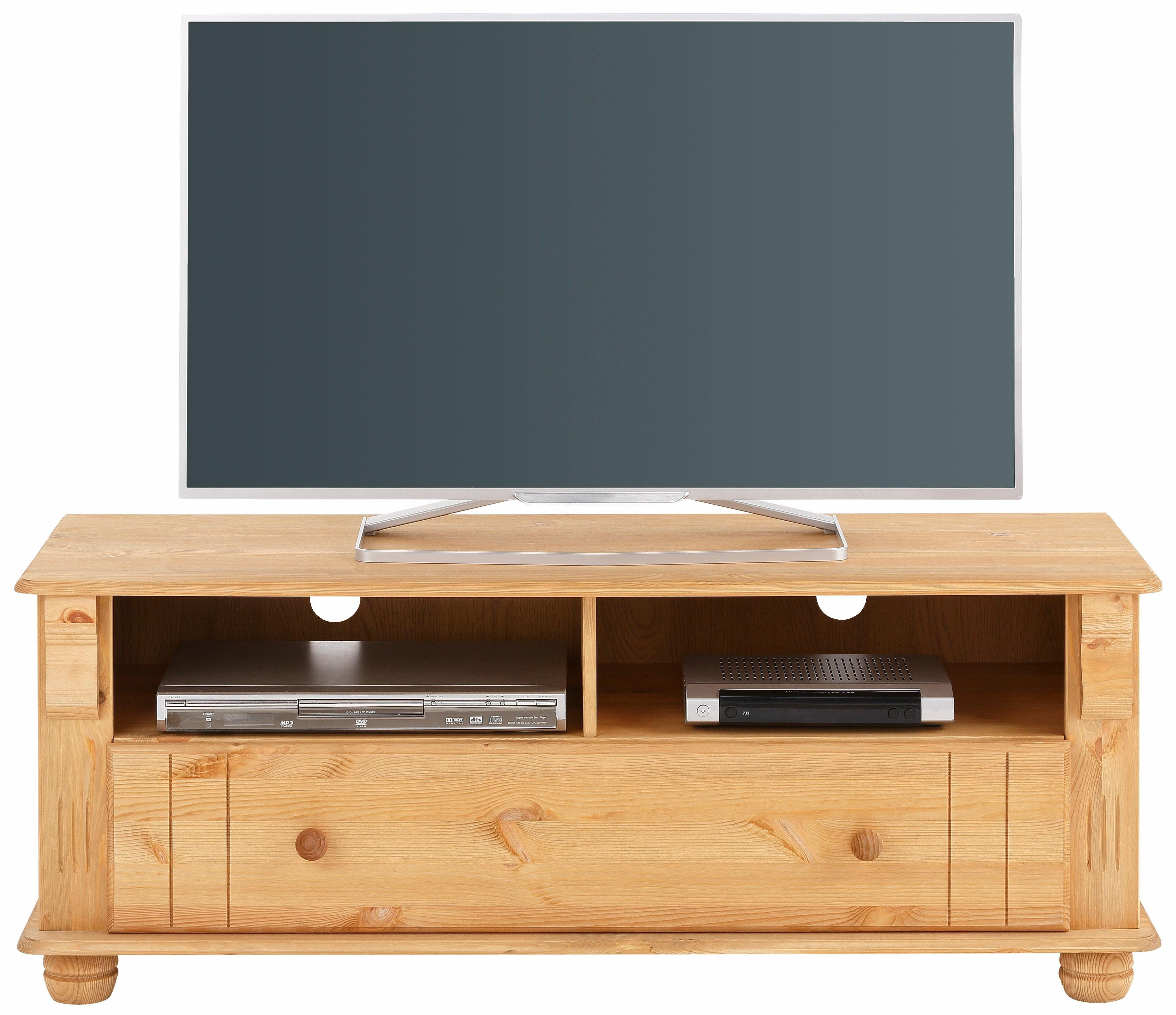 Tv Sideboard Kiefer Home Affaire Tv Lowboard Adele Breite 120 Cm Otto