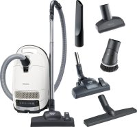 Miele Bodenstaubsauger Complete C3 Silence EcoLine, A ...