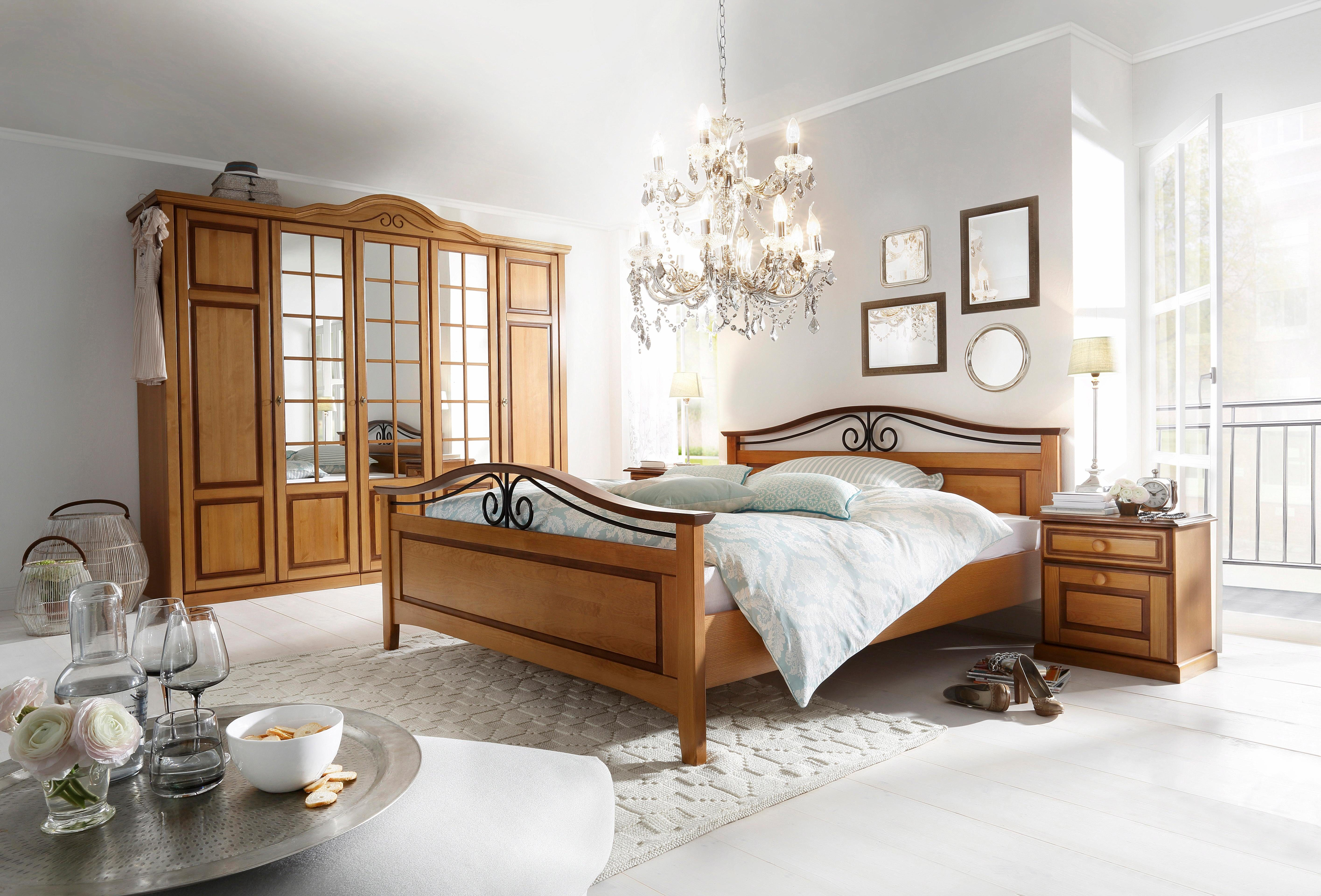 Premium Collection By Home Affaire Schlafzimmer Set Carlo