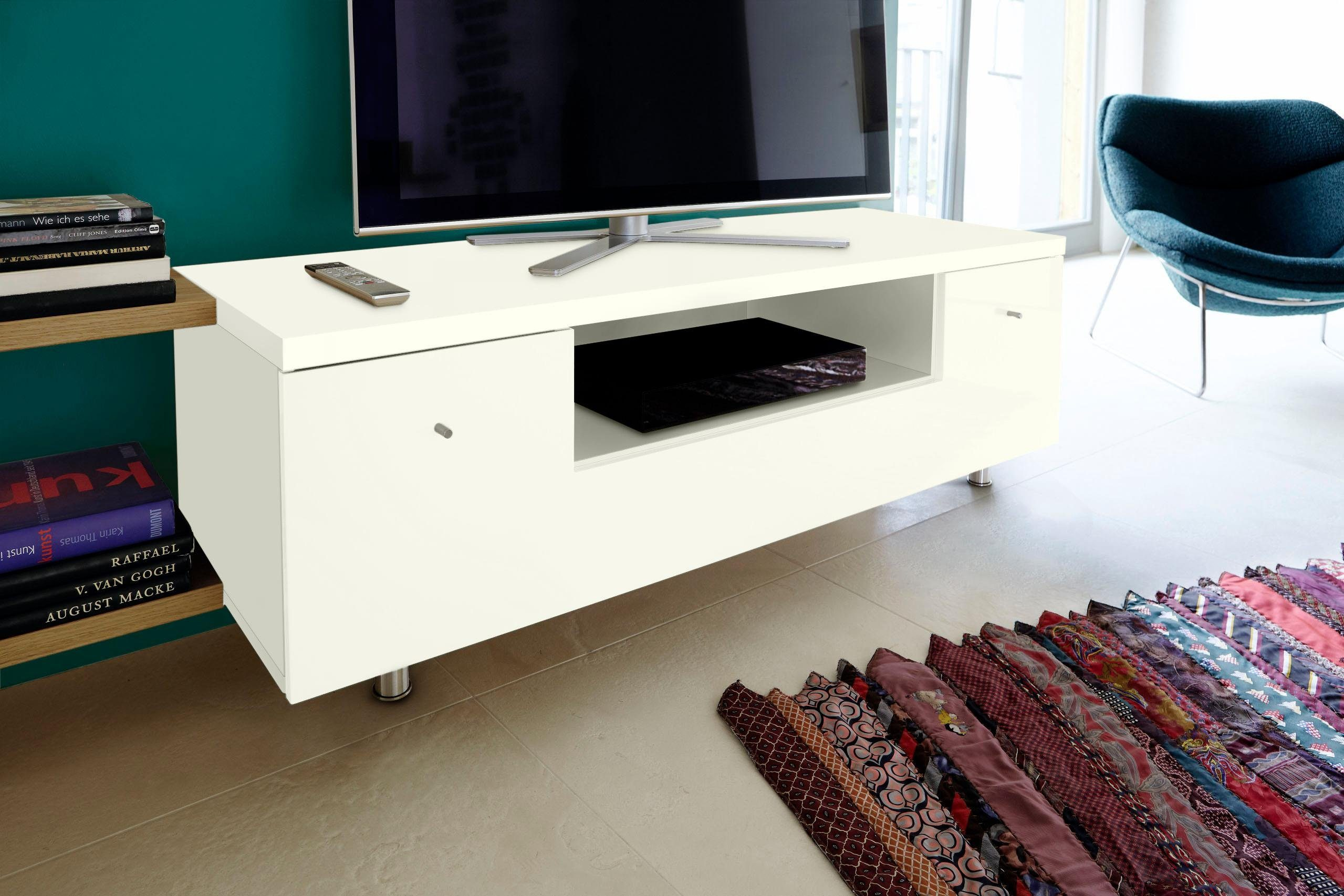 Tv Schrank Lowboard Now! By Hülsta Tv-lowboard »now! Time«, Breite 140 Cm
