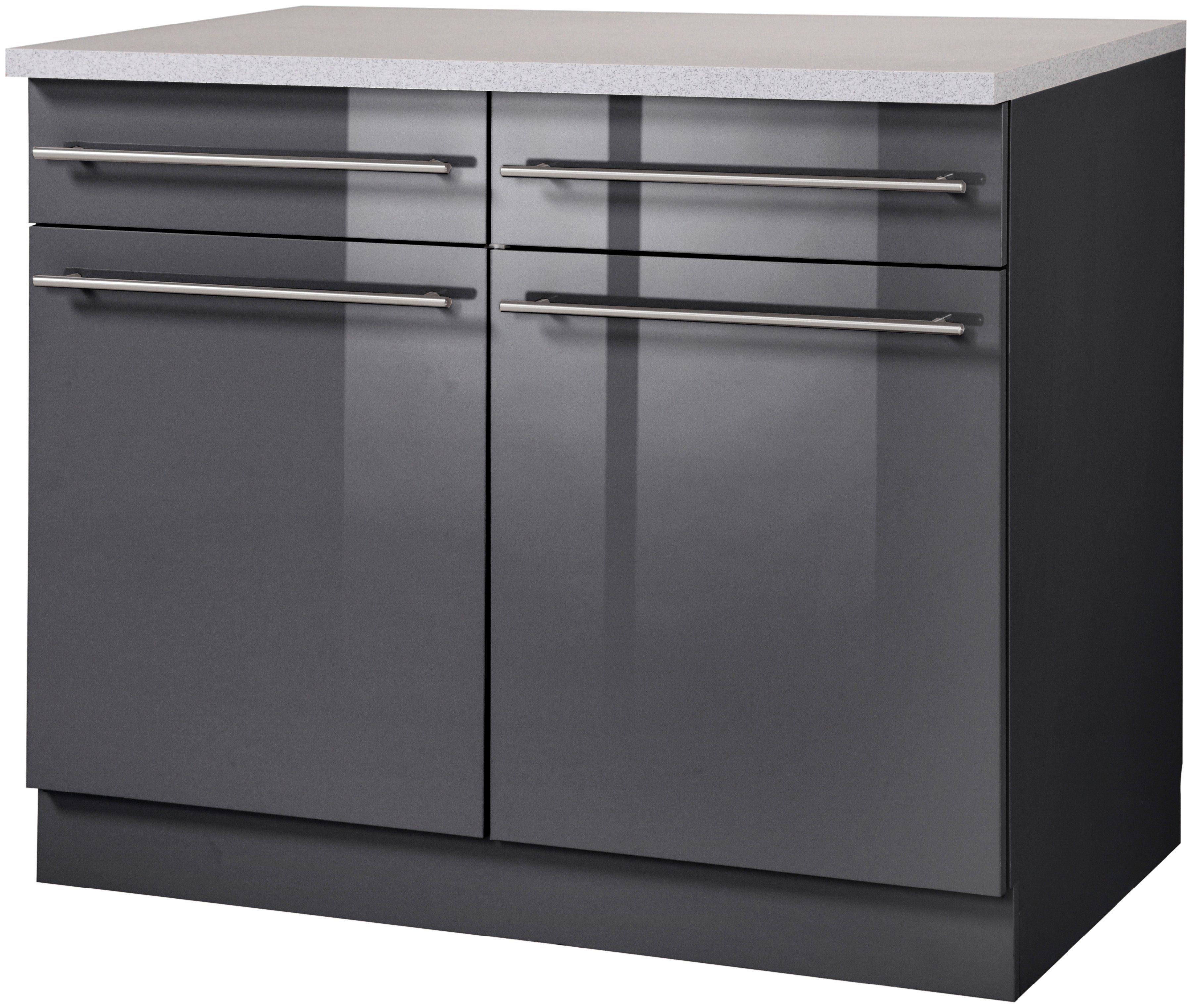 Ikea Küche Unterschrank Schubladen | Wiho Küchen ...