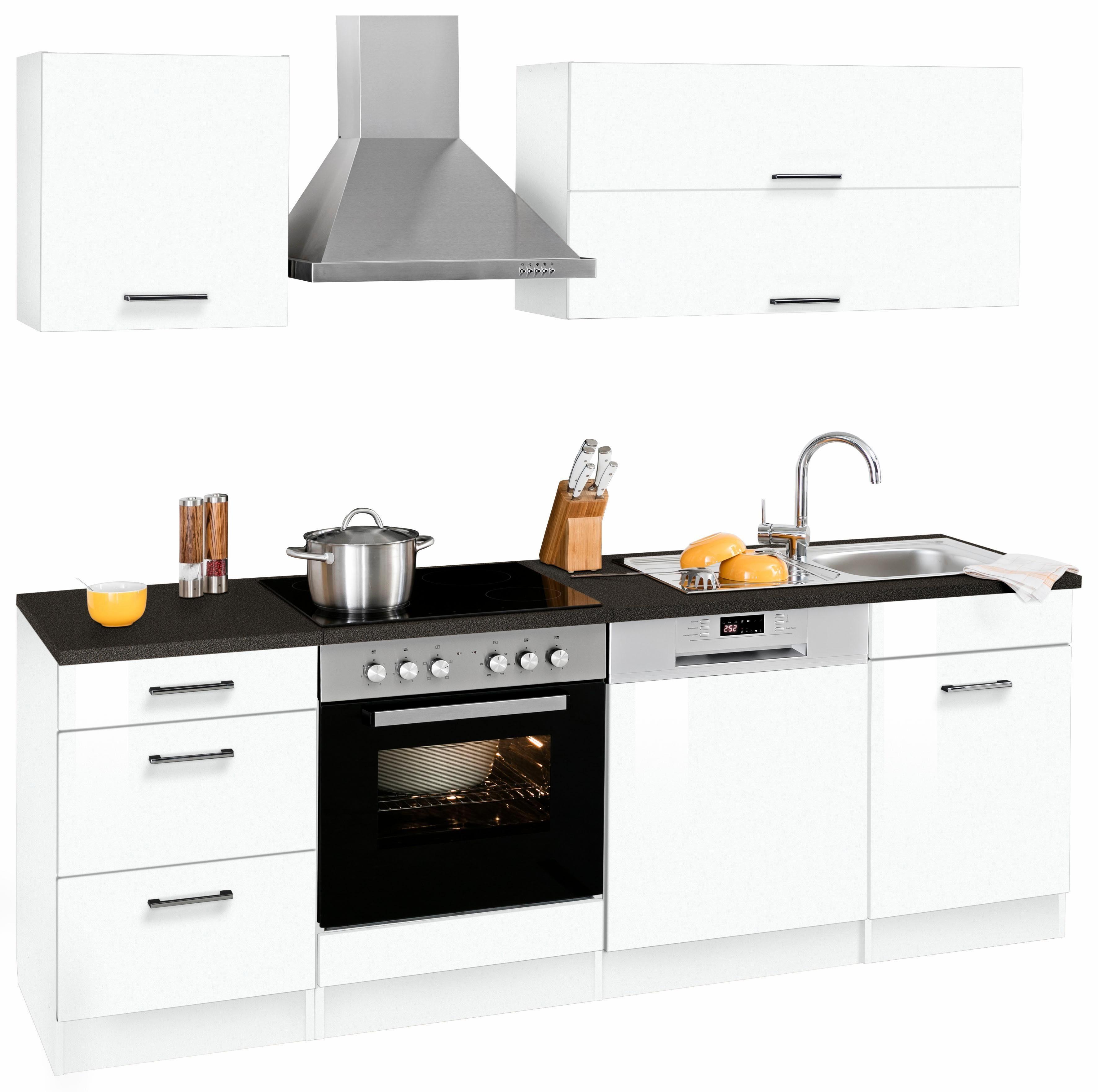 Bezaubernd Küche 220 Cm Referenz Von Held MÖbel Küchenzeile Graz Ohne E Geräte