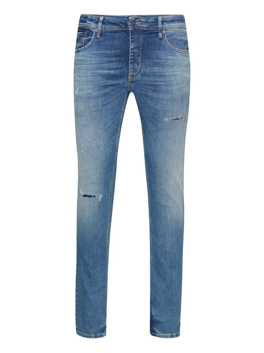 Hose Mit Rissen Jack & Jones Tim Original Jj 925 Slim Fit Jeans | Otto