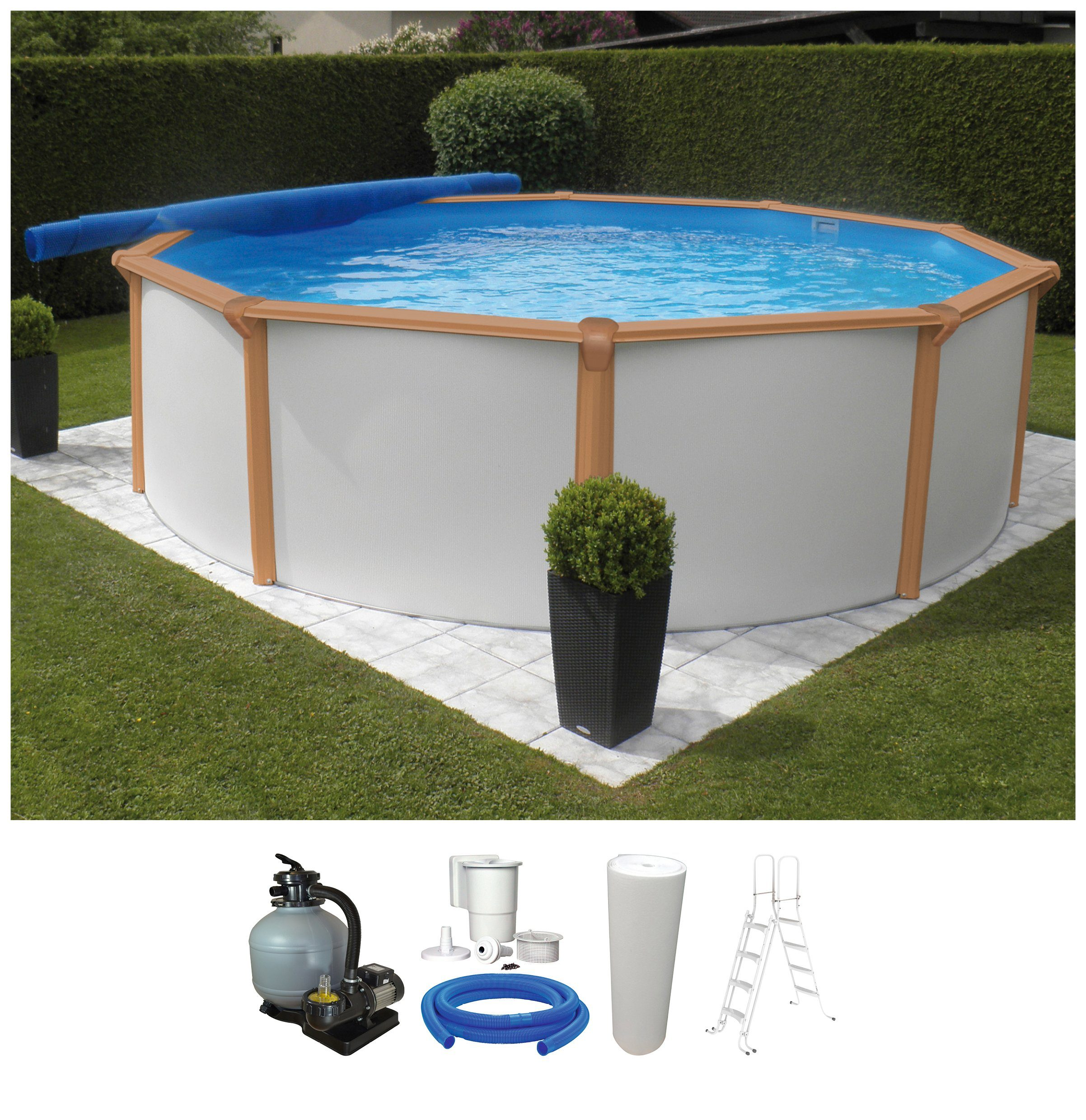 Schwimmbad Sandfilteranlage Gebraucht Poolzubehr Intex Sandfilter M Pumpe Filter Pool Intex With