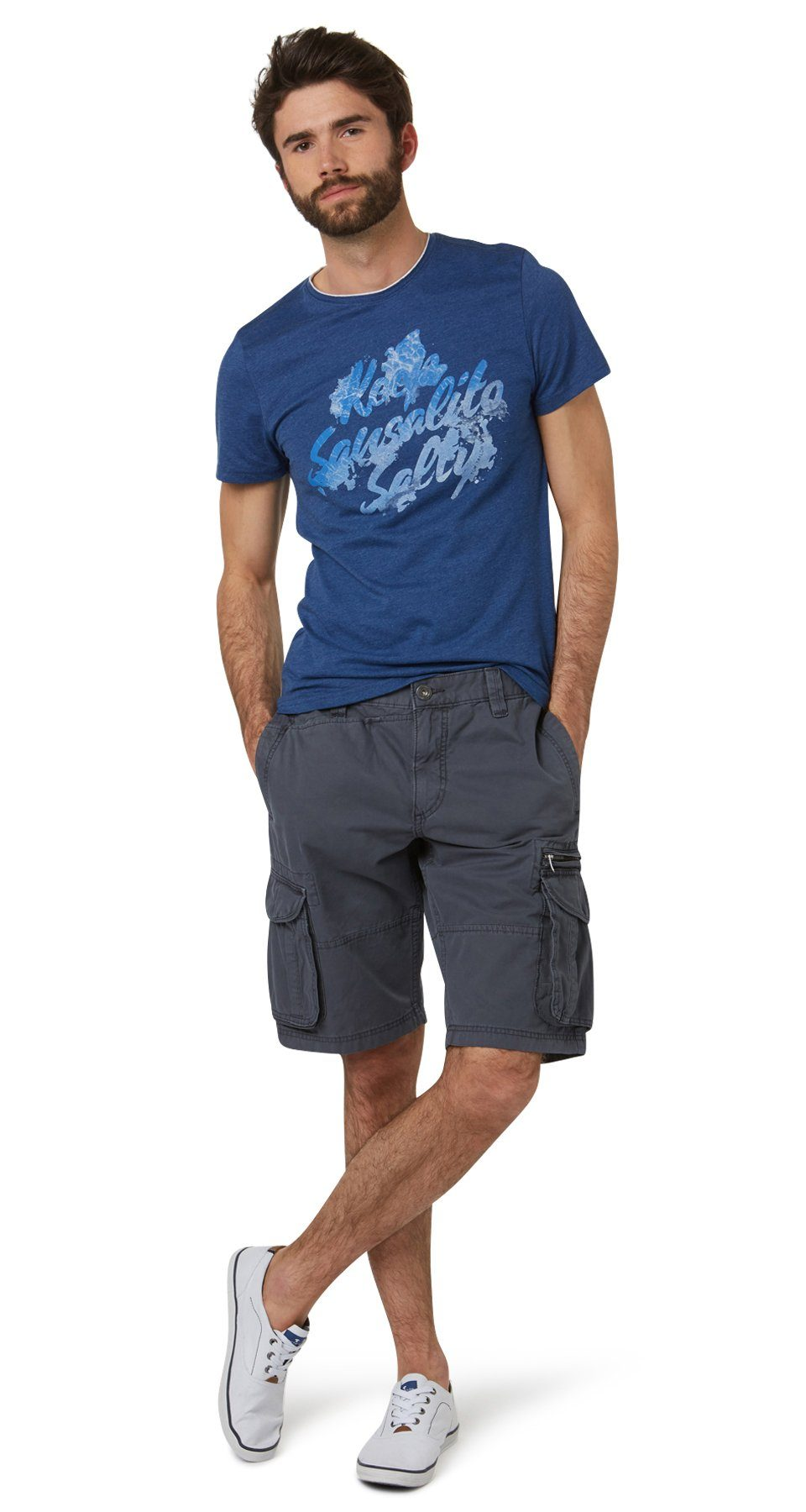 Tom Tailor Shorts Morris Bermuda Relaxed Kaufen Otto