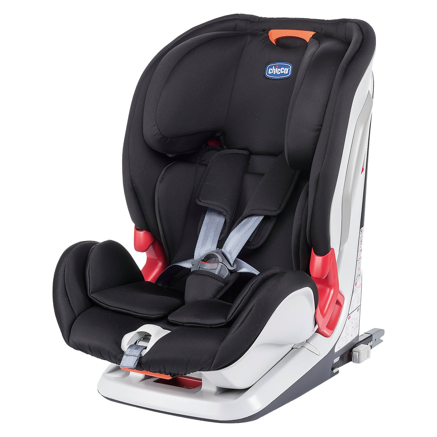 Maxi-cosi Auto-kindersitz Rubi Xp Poppy Red 2018 Chicco Auto Kindersitz Youniverse Fix Black 2018 Otto